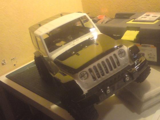 Mein Jeep